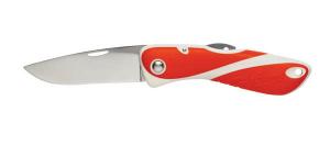 Wichard Aquaterra kniv rød/hvid