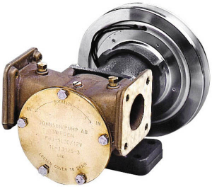 Johnson Koblingspumpe bronze F8B-5000-VF