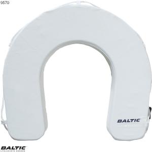 Hestesko betræk Hvid BALTIC 9570