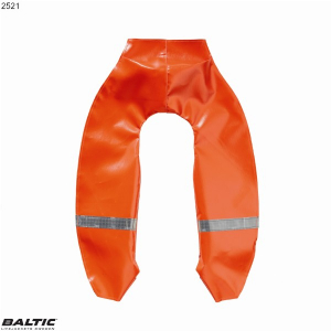 Beskyttelsesbetræk OrangePVC BALTIC 2521