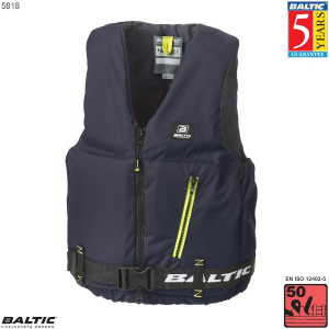 Axent Sejlervest-Navy-Small-58-77 cm. bryst