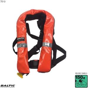 Industrial 165 Hammar Oilresistant OrangePVC BALTIC 7510