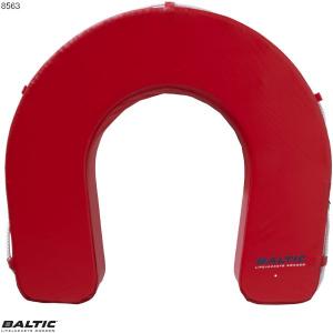 Hestesko Redningskrans Rød BALTIC 8563