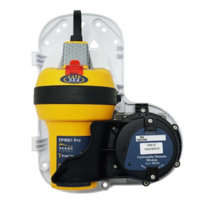 "Ocean Signal SafeSea EPIRB1 PRO AUTO Cat.1 m. ""Float-Free"" container / 702S-03401"