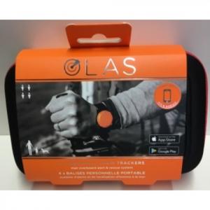 OLAS 4-mands overbord redningssystem pakke