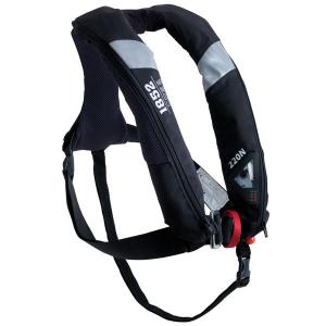 1852 aero pro vest iso 220n pro sensor sort med harness